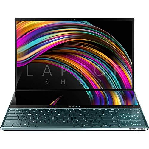 Asus ZenBook Pro Duo UX581GV (Laptop Gamer) i9-9980HK tela 15' UHD RTX 2060 SSD 2Tb NVMe RAM 32Gb