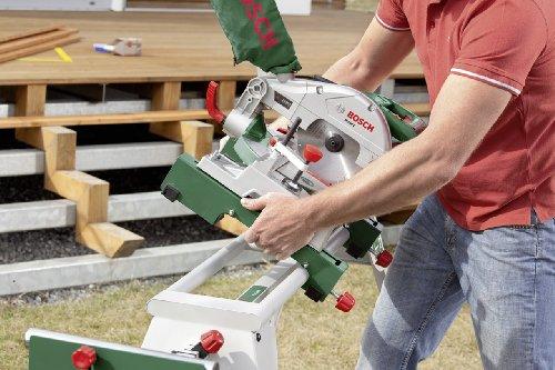Bosch DIY Untergestell PTA 2400, für Kapp- und Gehrungssägen - 2