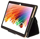 XIDO Tasche für Tablet Pc, XIDO Z120/3G, X110/3G & YUNTAB 3G Tablet-Pc, Schutzhülle, Sleeve, 10,1 Zoll (10.1 Zoll), Ledertasche, Tasche für XIDO Tablet