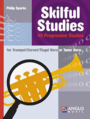 Sparke: Skilful Studies for Treble Clef Brass (Trumpet/Cornet/Tenor Horn)