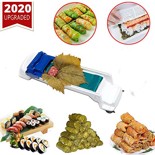 debieborahtoys Vegetable Meat Roller Meat Rolling Tool Quick Sushi Making Tools Home Kitchen Tool for Beginners and Children