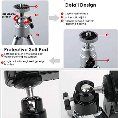 Webcam Stativ Mini Stativ Aus Aluminiumlegierung Mit 1 Kamera