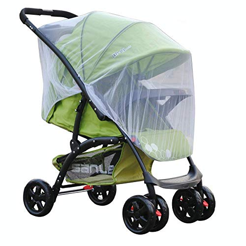 ME Mosquito Net Stroller Crib,Child Carrier Carriage Netting Mesh Protection Easy Installation