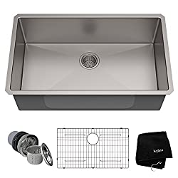Kraus 32-inch undermount sink