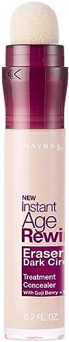 Maybelline New York Instant Age Rewind Concealer, Fair, 6g