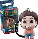 Funko - Porte Clé Steven Universe - Steven Glow In The Dark Exclu Pocket Pop 4cm - 0849803094324...