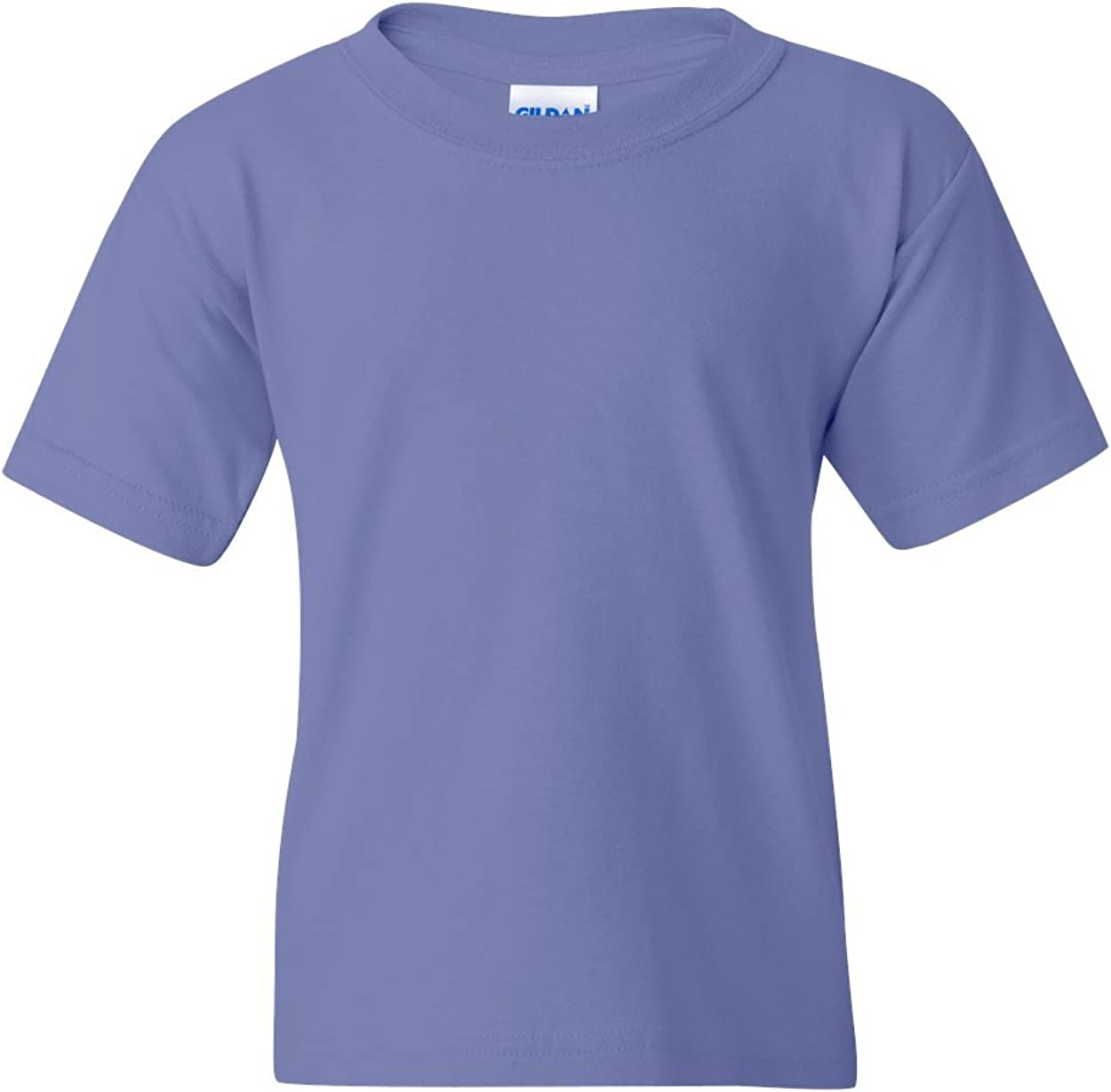 Heavy Cotton T-Shirt (G500B) Violet, S (Pack of 12)
