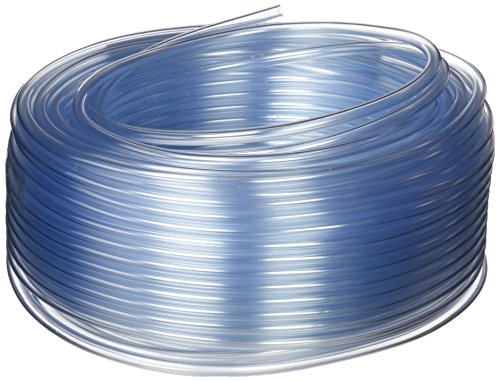 WolfPack 2670050 - Rotolo tubo trasparente 4 mm x 6 mm, 50 m