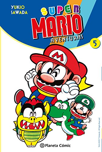 Super Mario nº 05: 208 (Manga Kodomo)