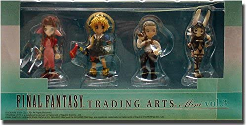 Final Fantasy Trading Arts Figuren Volume 3 Box Set 5 cm (4)