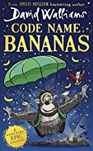 Code Name Bananas: The hilarious and epic new children's book from multi-million bestselling author David Walliams in 2020