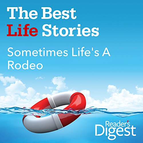 Sometimes Life's a Rodeo audiobook cover art