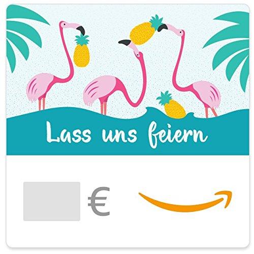 Digitaler Amazon.de Gutschein (Flamingos & Ananas)