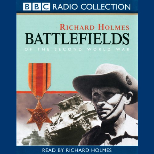 Battlefields audiobook cover art