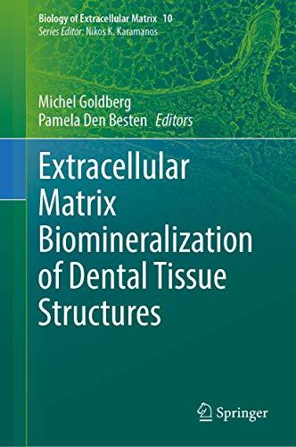 Extracellular Matrix Biomineralization of Dental Tissue Structures (Biology of Extracellular Matrix, 10)