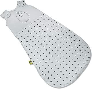 Nested Bean Zen Sack Classic - Adjustable Cotton Wearable Blanket | Baby Sleeping Bag