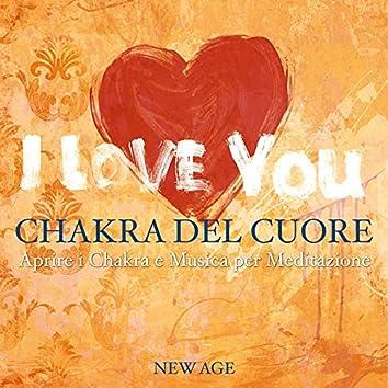 Chakra del Cuore: Aprire i Chakra e Musica per Meditazione