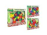 GLOBO - Legnoland Amico Puzzle 26 pz (Assortito)