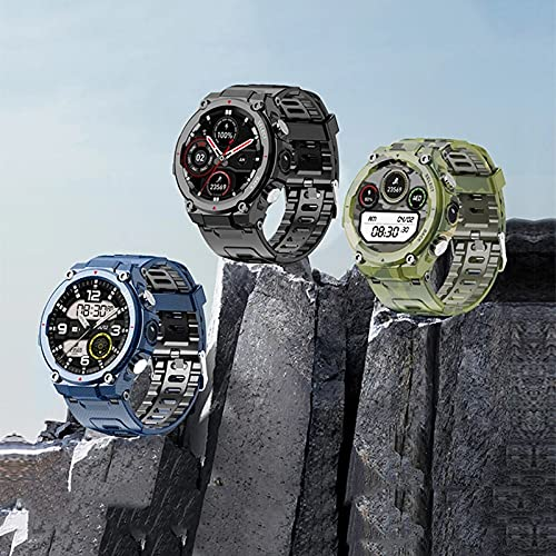 YDZ Deportes Q998 Smart Smart Watch Impermeable IP68 3M Natación Reloj Inteligente, A Prueba De Polvo, A Prueba De Gota, Adecuado para Teléfonos Android iOS