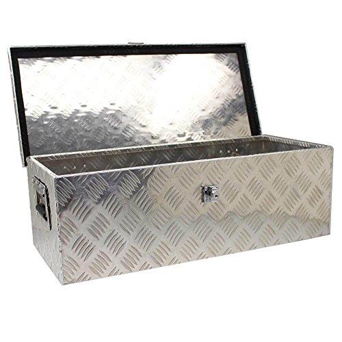 WD Tools Alu-Transportbox VT 55 abschließbar 745 x 320 x 250 mm