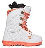 DC Shoes Karma - Boots de Snow à Lacets - Femme - EU 38 - Blanc