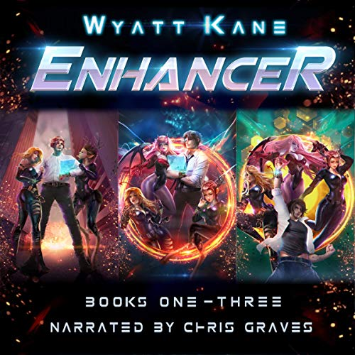 The Enhancer Series: Books 1-3  By  cover art