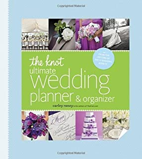 The Knot Ultimate Wedding Planner & Organizer [binder edition]: Worksheets,..