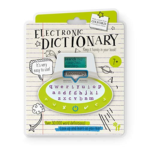 Children's Electronic Dictionary Bookmark