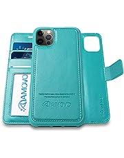 AMOVOケース[2 in 1] ウォレットケース 6.7インチ ケース 手帳型 分離式 取り外し自由 カード収納 横開き スタンド 6.7 手帳カバー