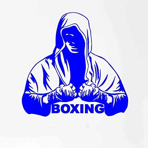 guijiumai Dctal Boxhandschuh Aufkleber Kick Boxer Spielen Auto Aufkleber Combat Poster Vinyl Striker Wandtattoos Parede De 7 110x110 cm