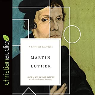 Martin Luther audiobook cover art