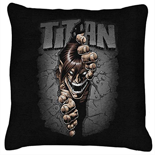 Attack On Titan Shirt Split Cushion