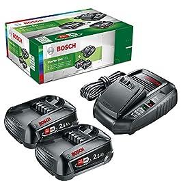 Batterie Lithium-Ion Bosch – Pour outils sans fil (Système 12 V/10,8V -2,5Ah)