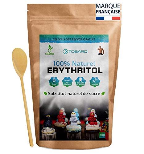 TOBARO - Erythritol - Erythritol poudre...