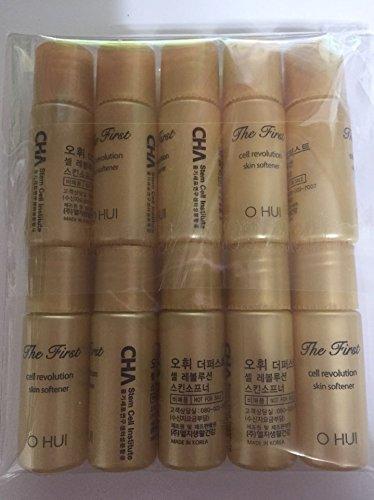 10 X Ohui The First Cell Revolution Skin Softener_5.5ml (55ml)
