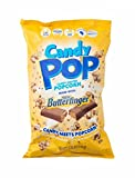 Candy Pop candy coated popcorn made with Nestle Butterfinger