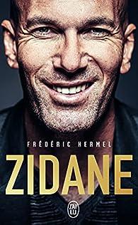 Zidane par Frédéric Hermel