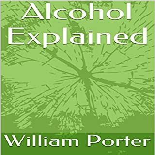 Alcohol Explained audiobook cover art