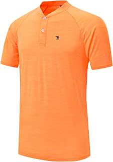 Gopune Men's Polo Shirts Classic Short Sleeve Shirts Sports Golf Polos T-Shirts