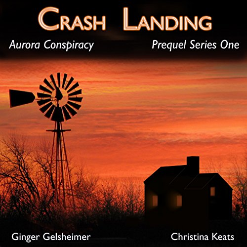 Crash Landing audiobook cover art