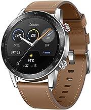 HONOR MagicWatch 2 Smartwatch, fitnessactiviteitstracker met hartslag- en stressmonitor, oefenmodi, loop-app en ingebouwde...