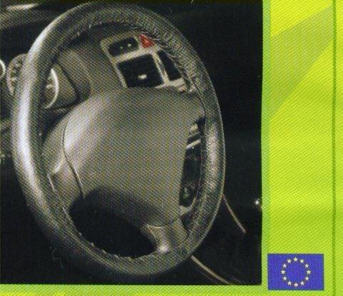 Kegel-Błażusiak Couvre Volant en Cuir Van Classic A