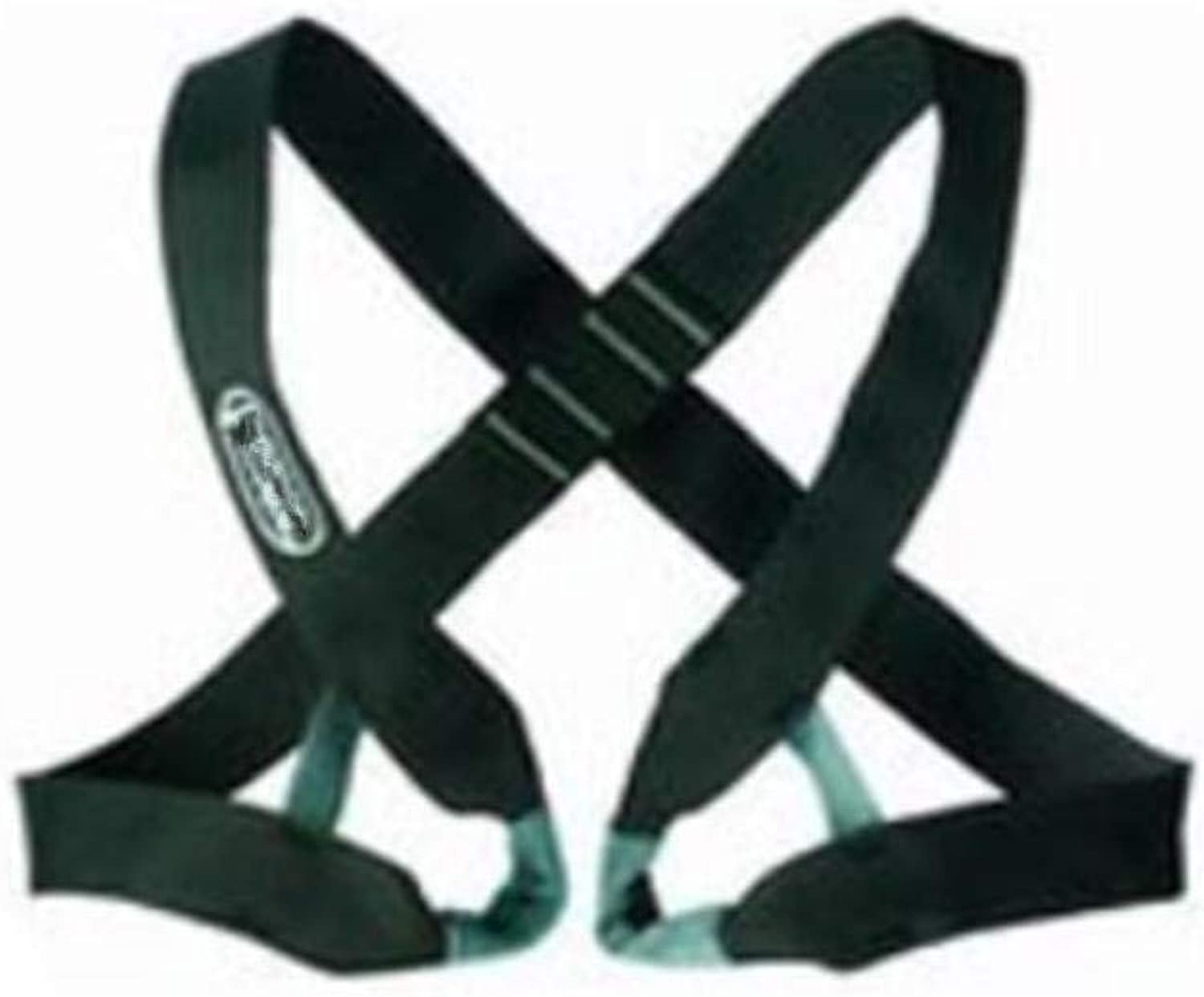 Outdoor Rope Simple Stylish Nylon Fall Predection Harness MultiFunction Useful Hiking Climbing to Expand Outdoor Rescue Belt
