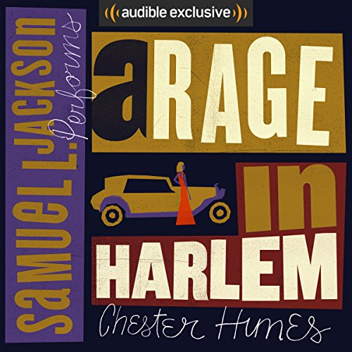 A Rage in Harlem cover art