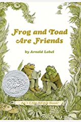 Frog and Toad Are Friends (Frog and Toad I Can Read Stories Book 1) Kindle Edition