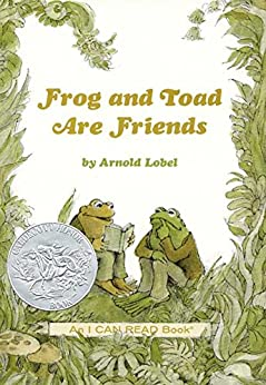 Frog and Toad Are Friends (Frog and Toad I Can Read Stories Book 1) by [Arnold Lobel]