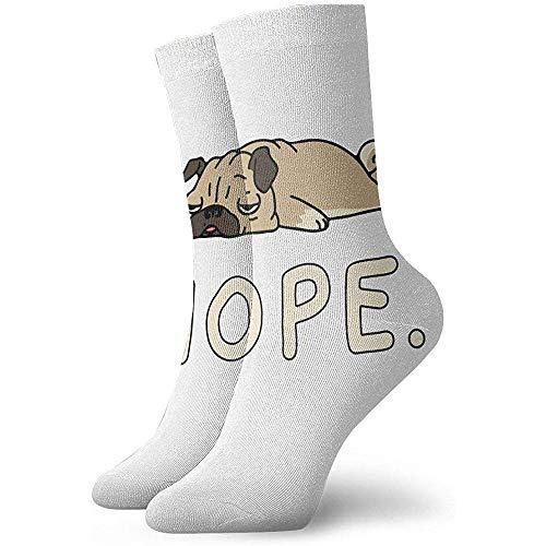 Gre Rry Frauen-lustige Faule Mops-athletische Socken-Winter-thermische Socken