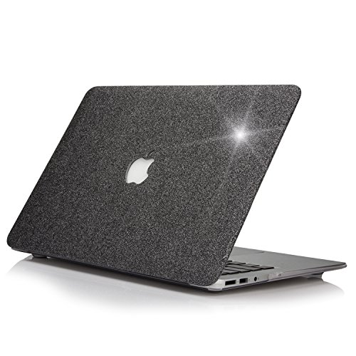 MacBook Pro 15 Case 2016/2017/2018/2019 Release A1990 A1707,Funut Slim Matte Hard Shell Cover Rubberized Protective Case for Apple MacBook Pro 15 Inch Retina with Touch Bar-(# Shiny Gray)