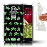 Stuff4 Phone Case for LG G2 Mini/D620 Retro Arcade Games 8