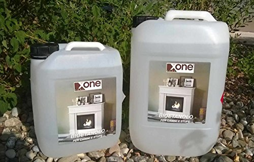 Xone - Bioetanolo TOP QUALITY MADE IN ITALY(10 Lt.)